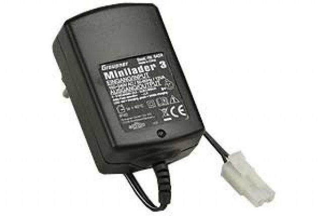 Graupner Minilader 3 (600mAh 4,8-10,8V)