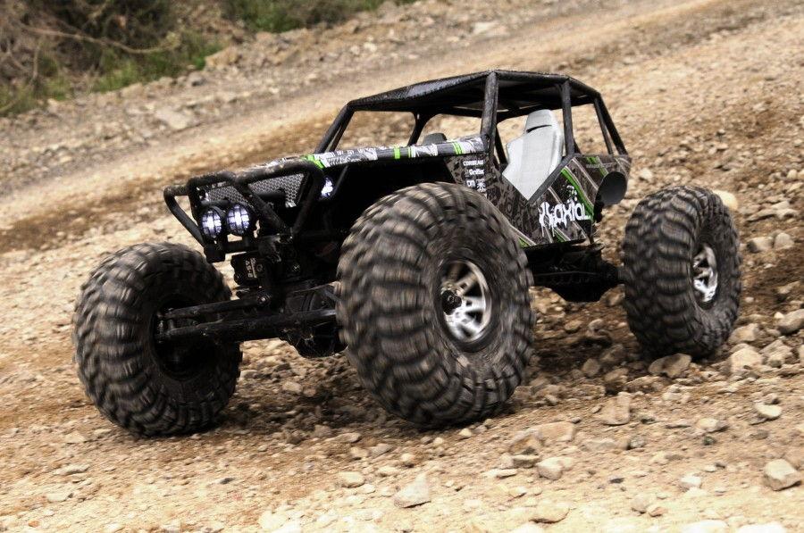 RC Auto Axial Wraith Rock Racer 1:10 4WD ARTR