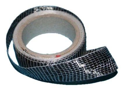 GPX Extreme Sklenená a uhlíková páska 125g / m2 - 1m