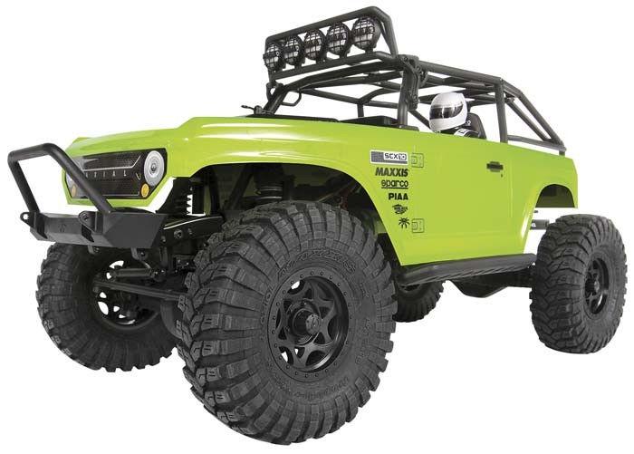 RC auto Axial SCX10 Deadbolt 1:10 4WD ARTR