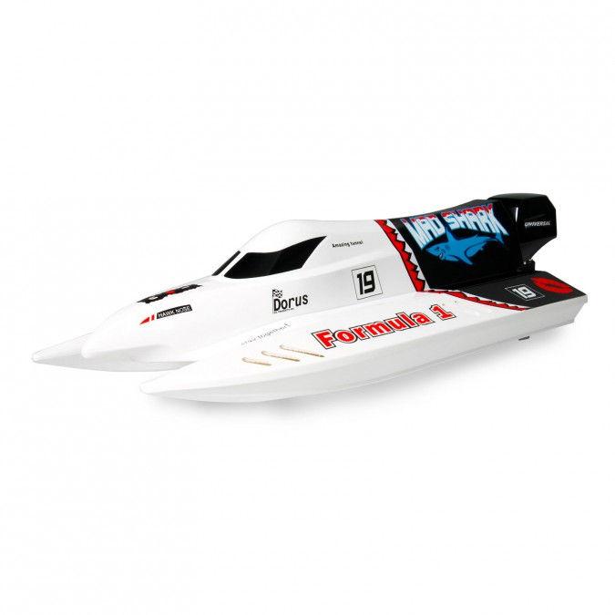 RC loď na ovládanie Joysway: Mad Shark 2CH 2.4GHz  RTR 40 km/h
