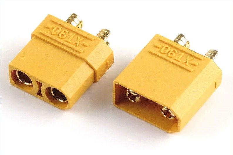 GPX Extreme Pár konektorov XT90