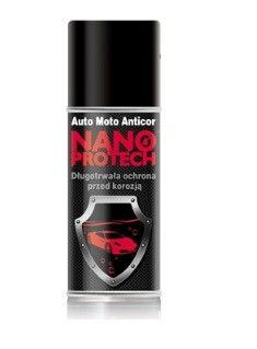 Nanoprotech chráni proti korózii