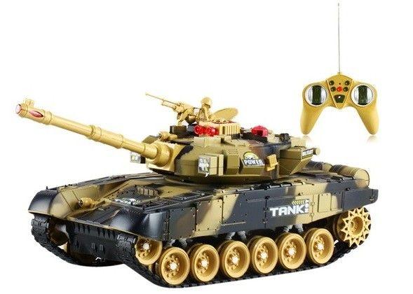 RC tank Brother Toys: T-90 RTR - 1ks 1:16