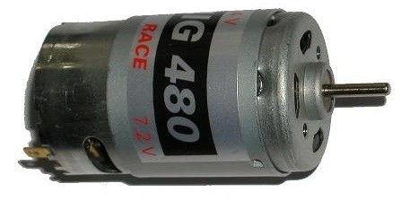 GPX Extreme Motor MIG 480 7.2V RACE