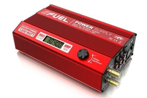 SkyRC eFUEL nastaviteľný napájací zdroj 15V-30V 50A 1200W