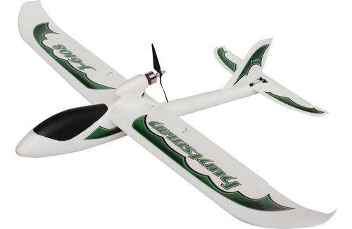 RC lietadlo Joysway: Huntsman 4CH 2.4GHz RTF (rozpätie 110cm)
