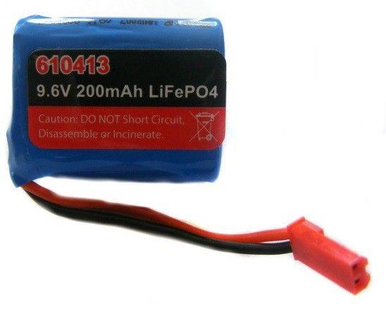 Joysway batéria 200mAh 9.6V LiFePO4