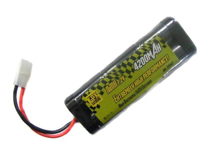 Batéria GPX 4200mAh 7.2V NiMH