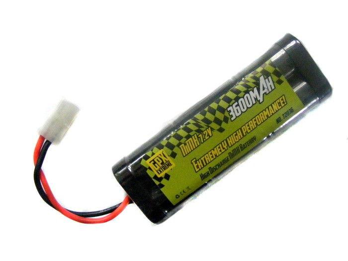 Batéria GPX 3600mAh 7,2 V NiMH
