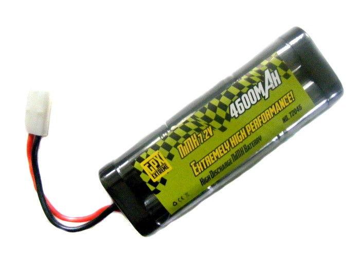 Batéria GPX 4600mAh 7.2 V NiMH