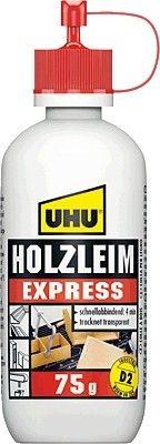 UHU Holzleim Express 75g lepidlo na drevo