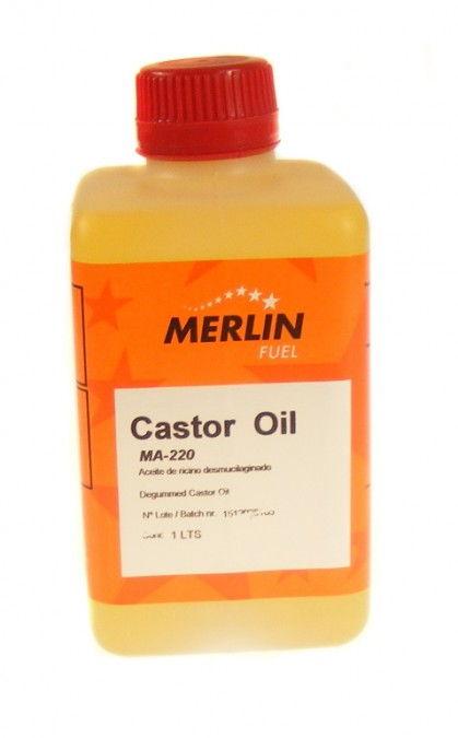 Merlin Ricínový olej 1 l
