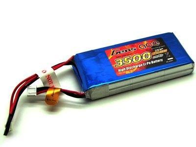 3500mAh 7.4V 5C RX Gens Ace - transceiver