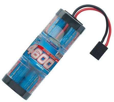 LRP Batéria  4600mAh 8,4 V NiMH