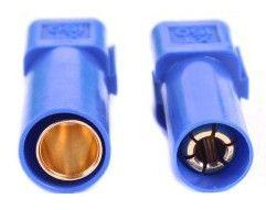 GPX Extreme Pár konektorov XT150 (modrá)