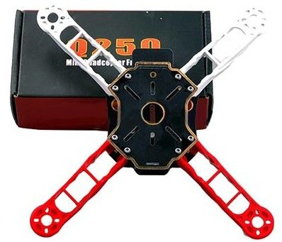 EMAX: rám Quadcopter Totem Q250 250 mm