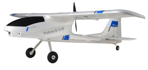 RC lietadlo Volantex (TW): 757-4 RC Ranger FPV RTF (šírka 140cm)