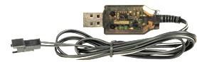 USB nabíjačka 7.2V 250mA SM H-Toys