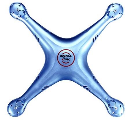 Náhradné Diely Syma X5HC Modrý kryt - X5HC-01B