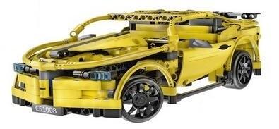 Double Eagle: Závodné RC auto - stavebnica na diaľkové ovládanie - (C51008W)