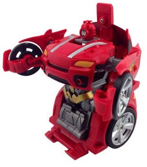 Double Eagle: Transformer RTR - Red