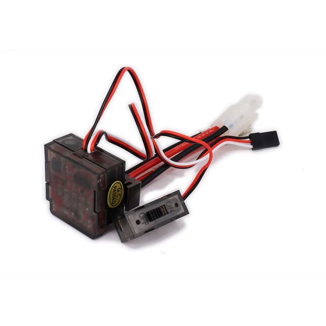 Regulátor otáčok Himoto ESC 320A  2-kanalový regulátor  - 03018