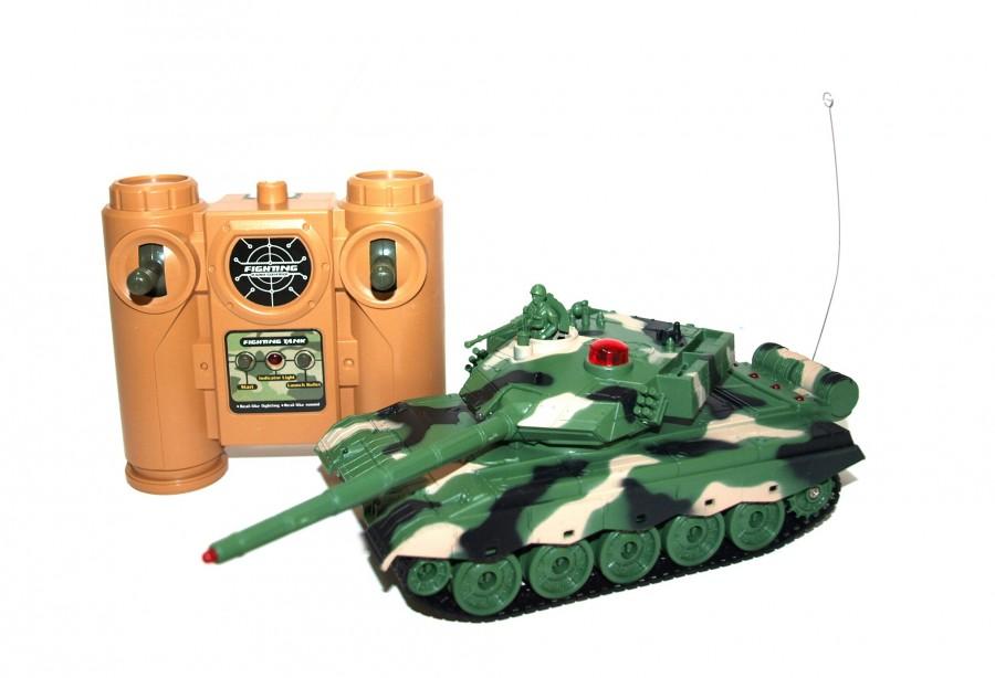 Zegan Čínsky tank na ovládanie, typ 96 1:32 RTR
