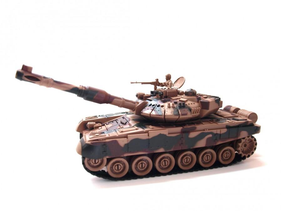 RC tank UF Ruska T90 v2 1:28 2,4 GHz RTR