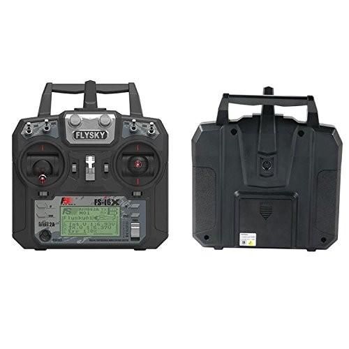 FlySky FS-i6X 6CH 2,4 GHz + prijímač FS-iA6B