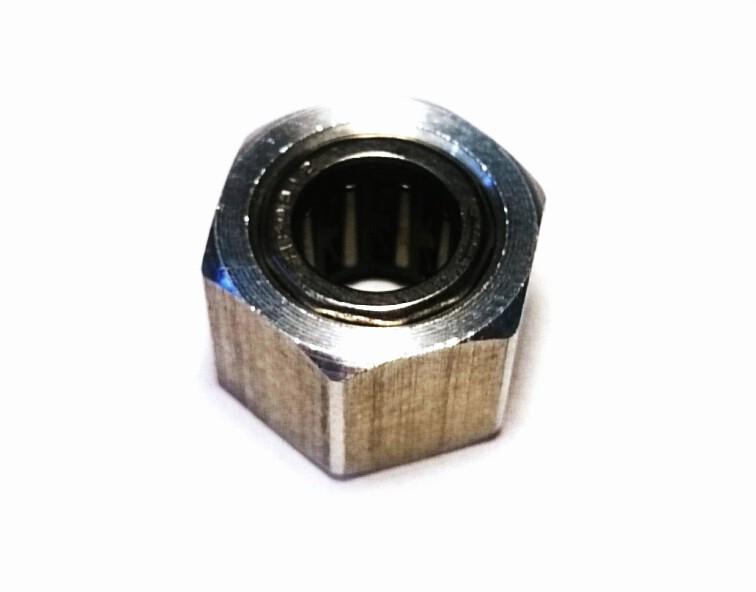 HSP Jednosmerové ložisko HEX 16mm 8x12x12mm 1ks