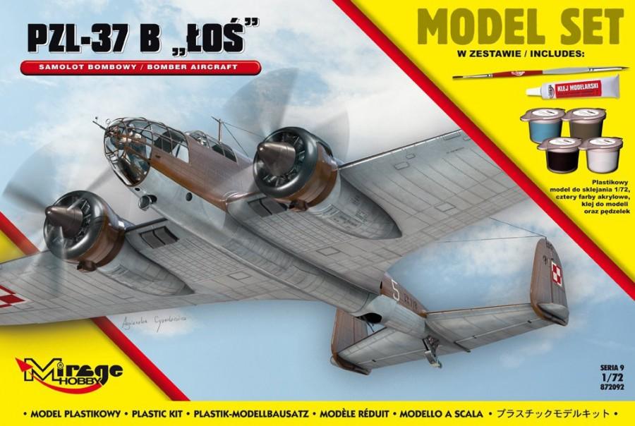 MIRAGE PZL-37B