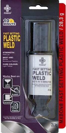 Magic Glue Lepidlo MXBON PLASTIC Epoxy 10min 28,3 g