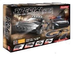 Joysway: Autodráha Slot Cars Superior 203 sada 1:43 - 308 cm, osmička