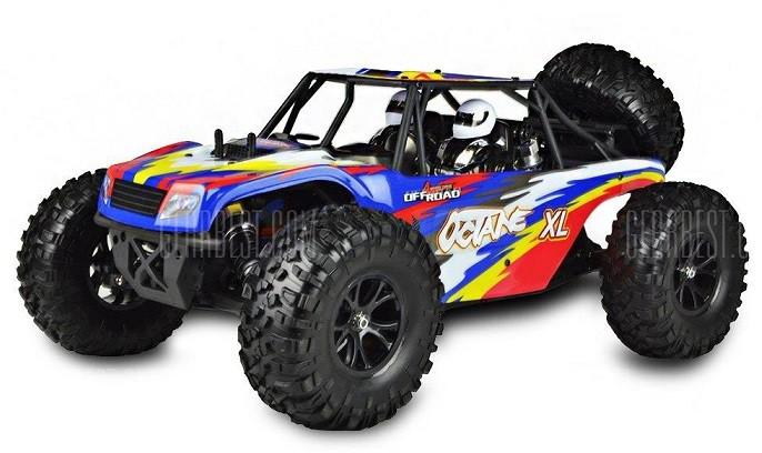 VRX Racing Octane XL EBL 2,4GHz Brushless - modrá