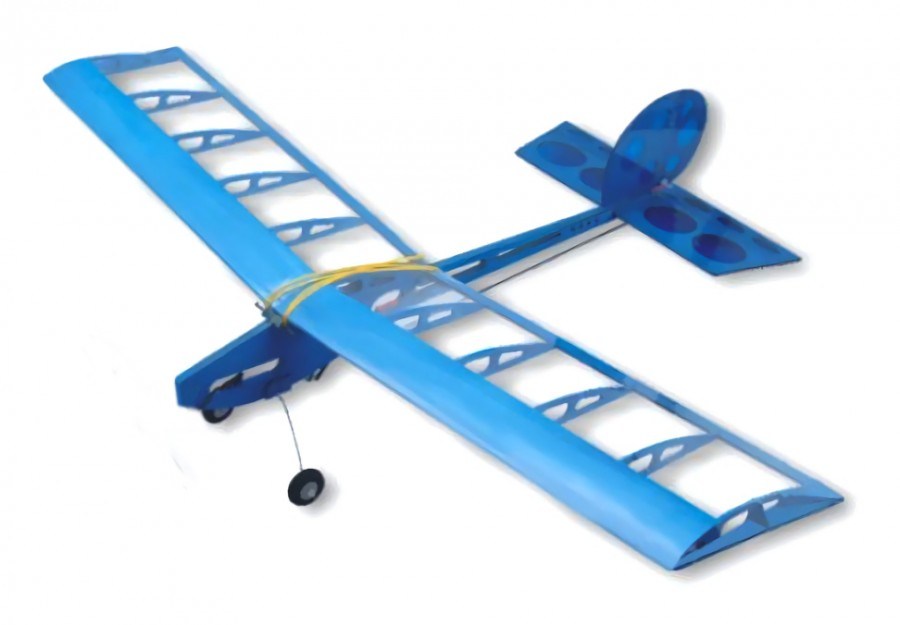 DW Hobby lietadlo YOYO Balsa Kit ( 580 mm)