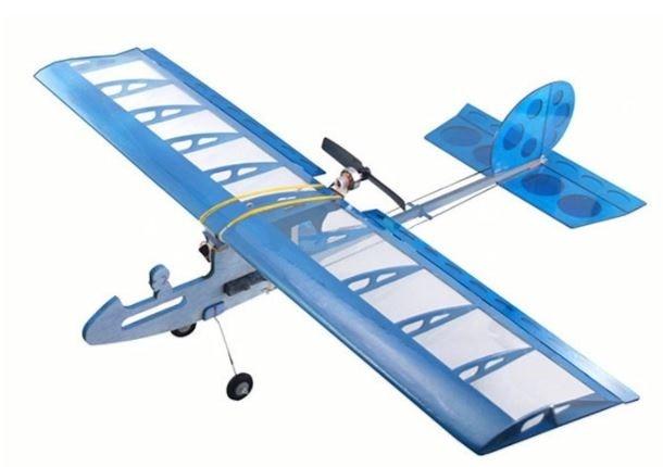 DW Hobby: Airplane CUCKOO Balsa KIT (580 mm)