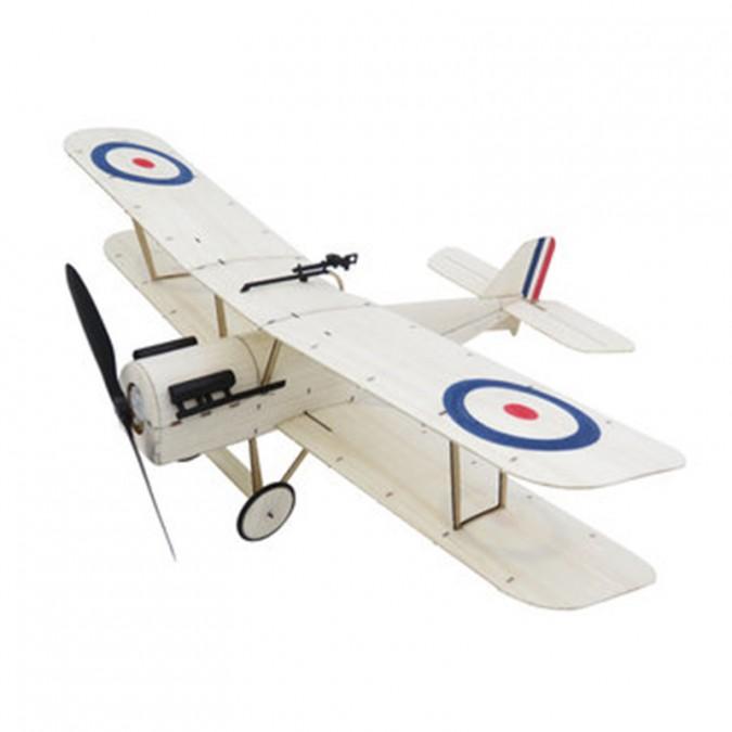 DW Hobby: Airplane RAF S.E.5A Balsa KIT (378mm)