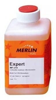 Palivo Merlin Expert Fuel 20% Car & Boat 1.0L