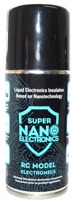 Nanoprotech izolácia na elektroniku 150ml - RC modely