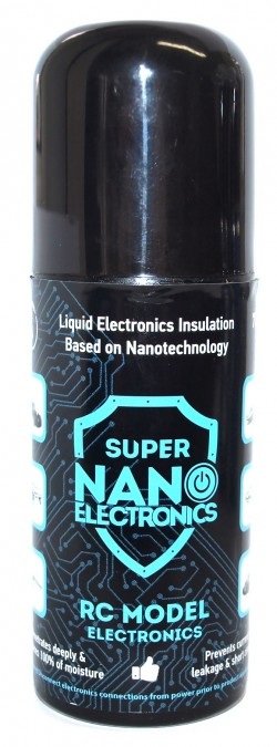 Nanoprotech Elektrická izolácia v kvapaline 75ml - RC modely