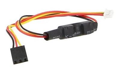 GPX Extreme Kábel s regulátorom napätia pre kameru CM003