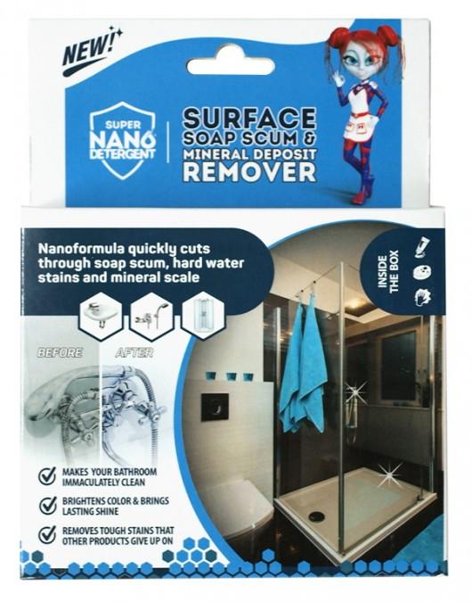 Nanoprotech Prostriedok na odstraňovanie nánosov