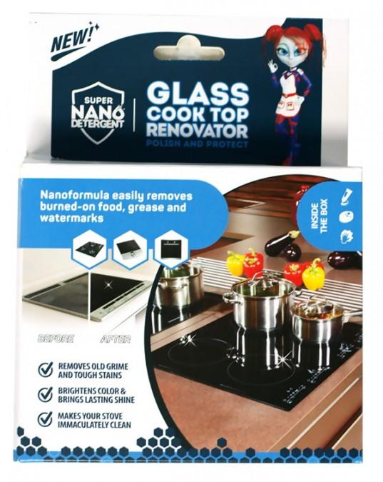 Nanoprotech Sada na čistenie a leštenie pre sporáky