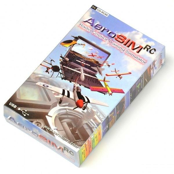 AeroSIM RC letový simulátor