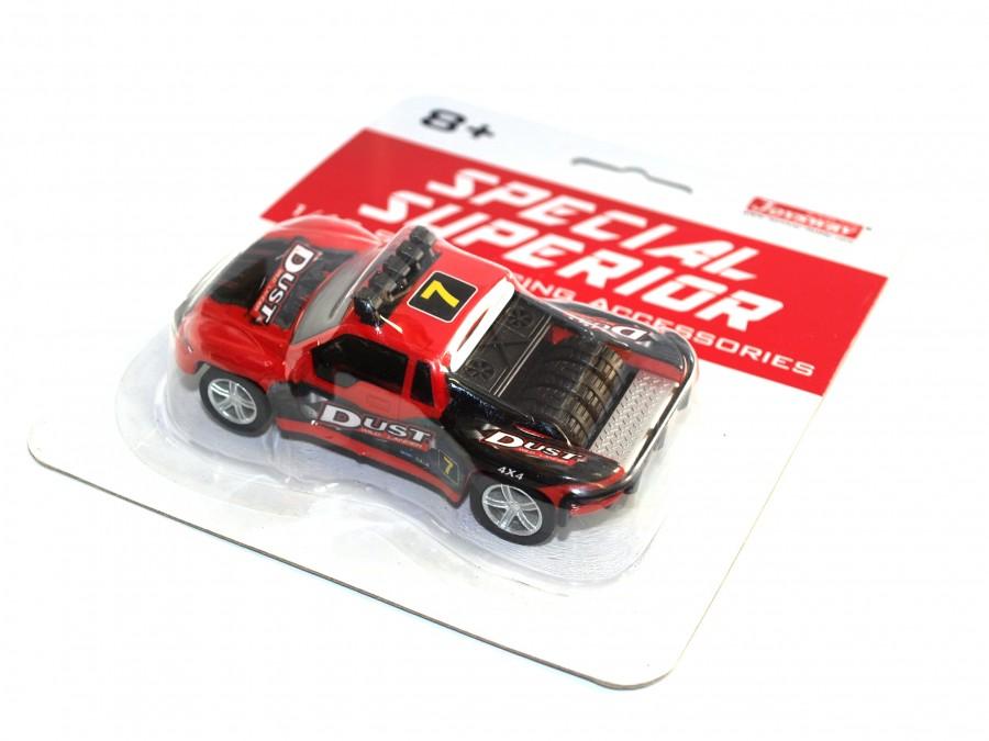 Joysway: Špeciálny pretekársky automobil Superior (červený)