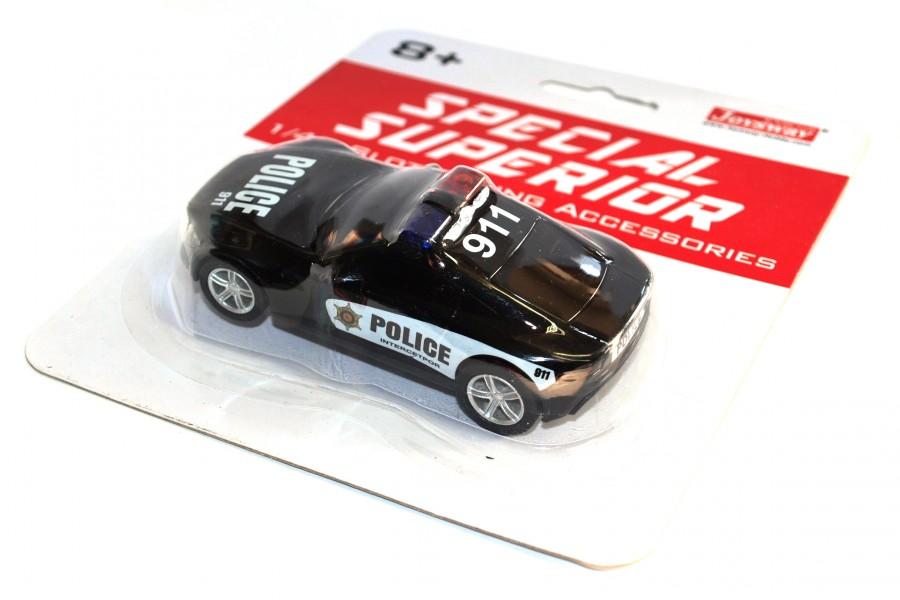 Joysway: Špeciálny policajný automobil Superior (čierny)