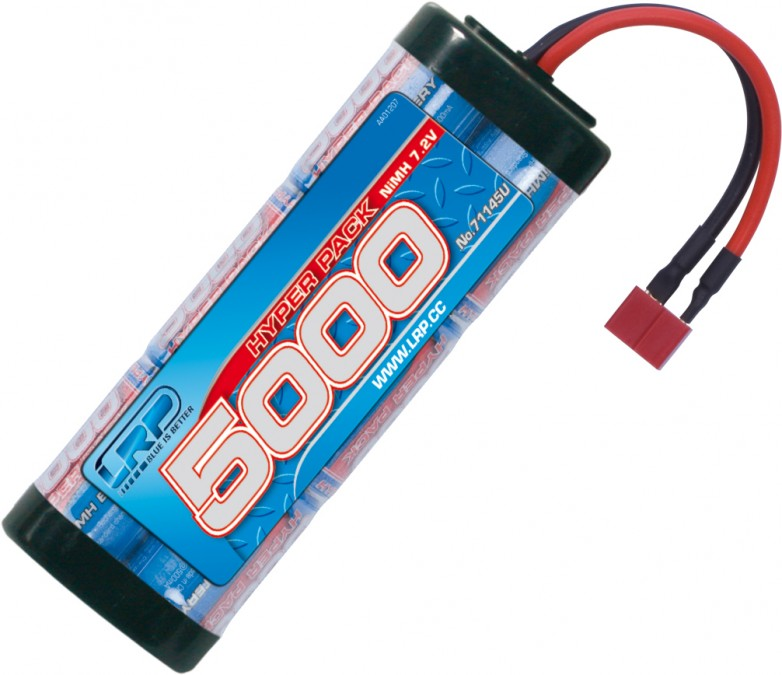 Batéria LRP 5000mAh 7.2V T-Dean