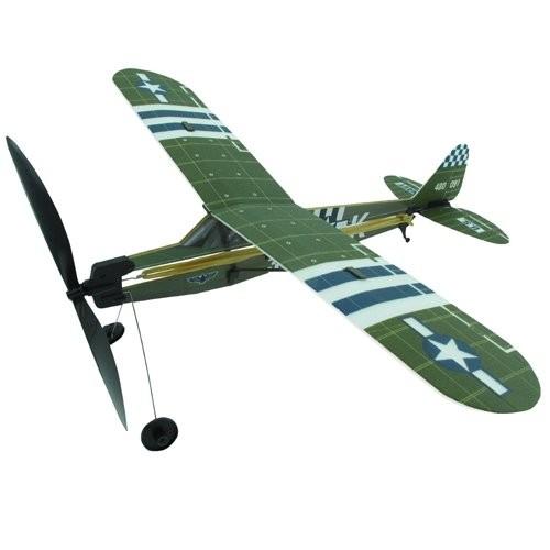 ZT Model Aviator-Piper 16 klzák s gumovým pohonom