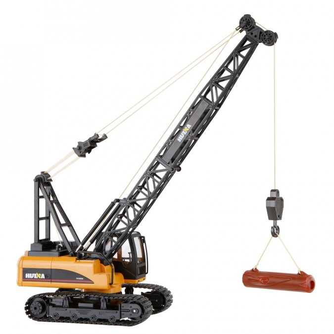 H-Toys Pásový žeriav na diaľkové ovládanie 1:14 15CH 2,4 GHz RTR